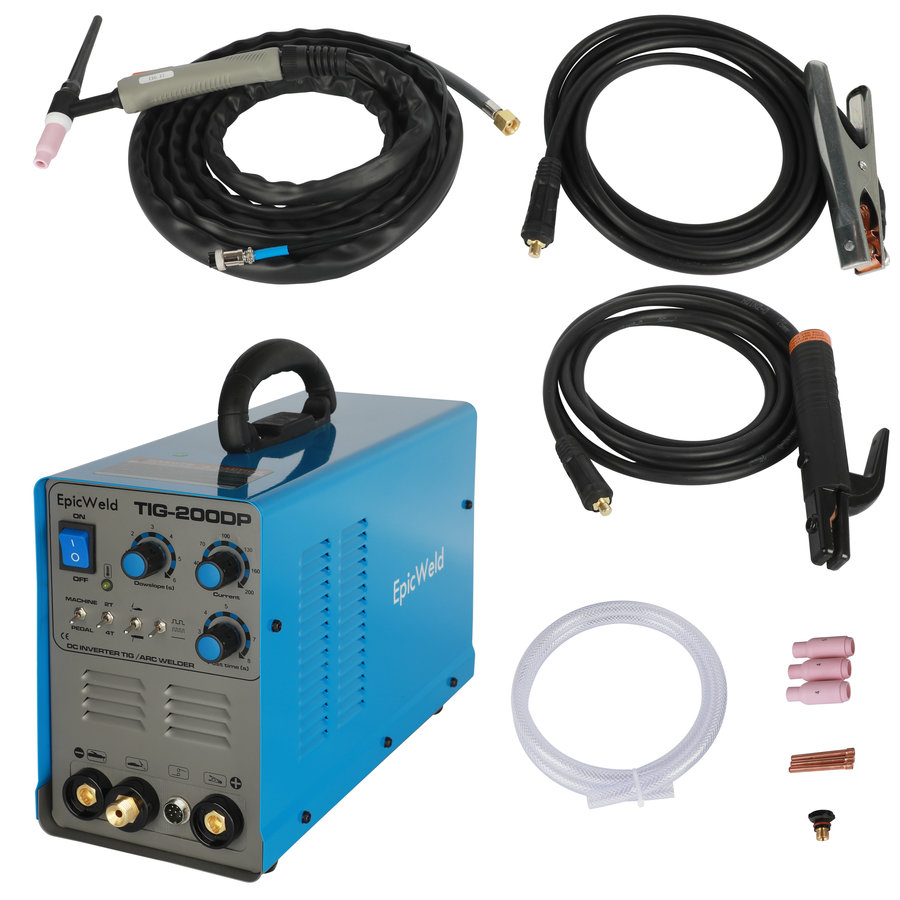 Tig / Arc Welder 200 Amps